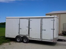 Cargo Trailer Modifications